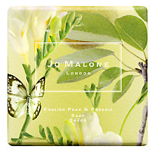 Buy Jo Malone London Limited Edition Michael Angrove English Pear & Freesia Soap, 100g Online at johnlewis.com