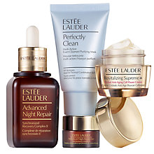 Buy Estée Lauder Advanced Night Repair Skincare Gift Set Online at johnlewis.com