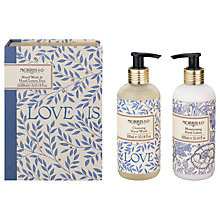 Buy Heathcote & Ivory Morris & Co Love Hand Wash & Hand Lotion Duo Online at johnlewis.com