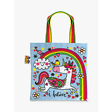 Buy Rachel Ellen Unicorn Mini Tote Bag Online at johnlewis.com