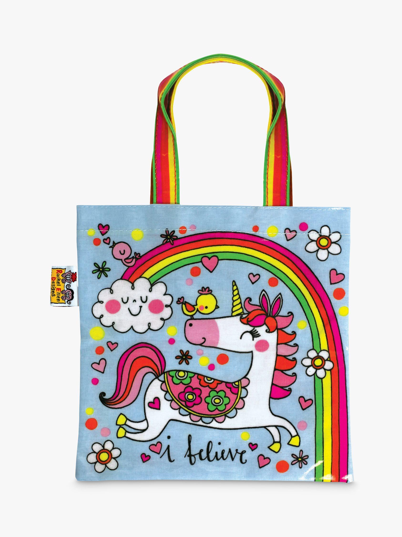 Rachel Ellen Rachel Ellen Unicorn Mini Tote Bag