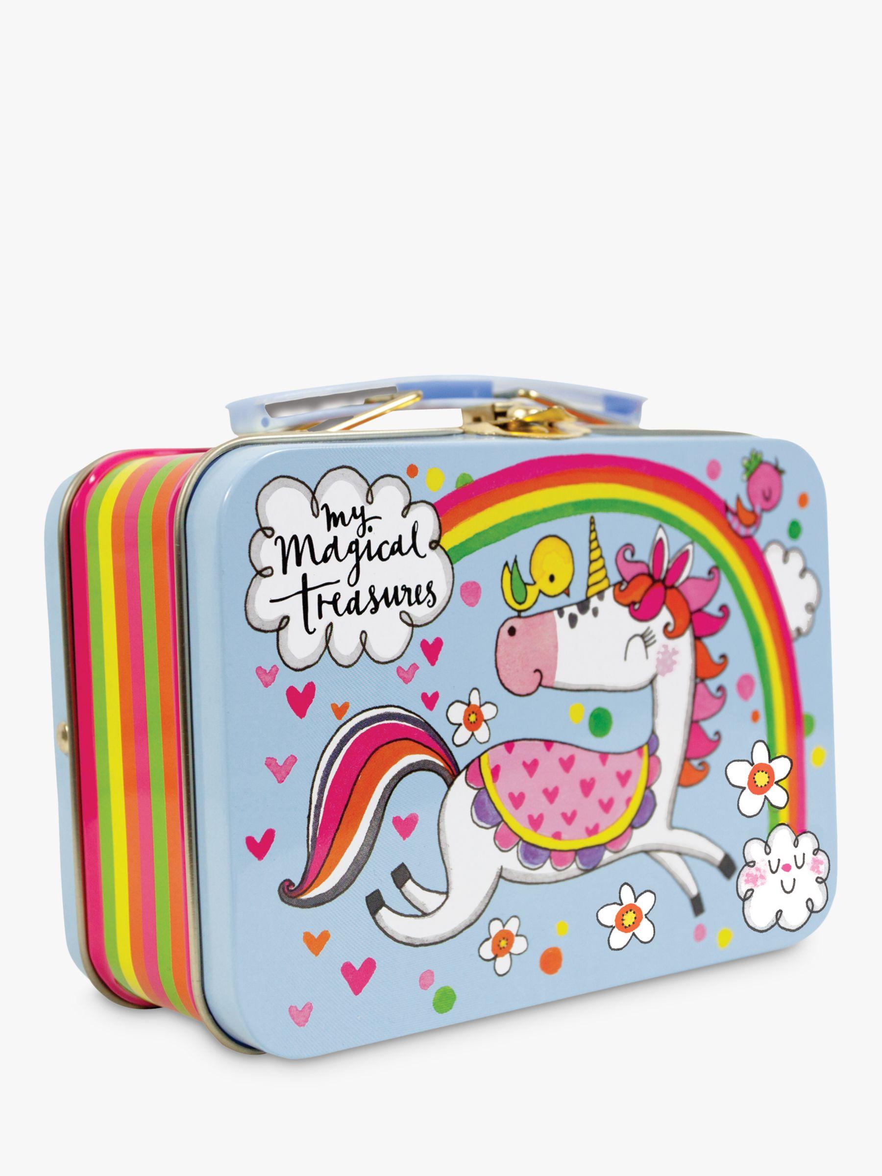 Rachel Ellen Rachel Ellen Unicorn Mini Carry Case