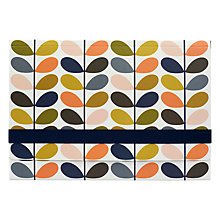 Buy Orla Kiely A4 Document Holder, Multi Online at johnlewis.com