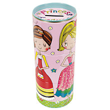Buy Rachel Ellen Princess Swivel Money Tin Online at johnlewis.com