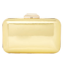 Buy Dune Broncho Mirror Box Clutch Bag Online at johnlewis.com