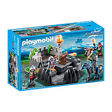Buy Playmobil Knights Dragon Knights Fort Online at johnlewis.com