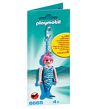 Buy Playmobil Mermaid Keyring Online at johnlewis.com