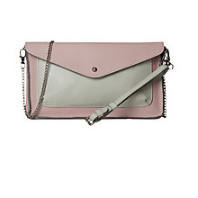 Buy White Stuff Nola Clutch Bag, Pink Online at johnlewis.com