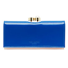 Buy Ted Baker Cecilie Leather Matinee Purse Online at johnlewis.com