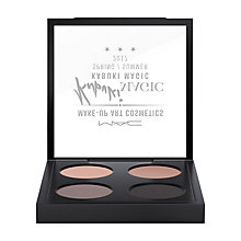 Buy MAC Eye Shadow x 4 - Kabuki Magic, The Best Of Everything Online at johnlewis.com