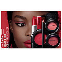 Buy MAC Look In A Box, Red Rocker Online at johnlewis.com