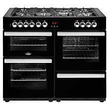 Buy Belling Cookcentre 110DFT Dual Fuel Range Cooker Online at johnlewis.com