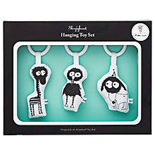 Buy Sleepyhead Baby Hanging Fuzzy Pals Toy Set Online at johnlewis.com