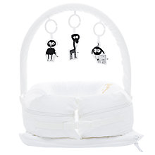 Buy Sleepyhead Baby Mobile Toy Arch, Pristine White Online at johnlewis.com