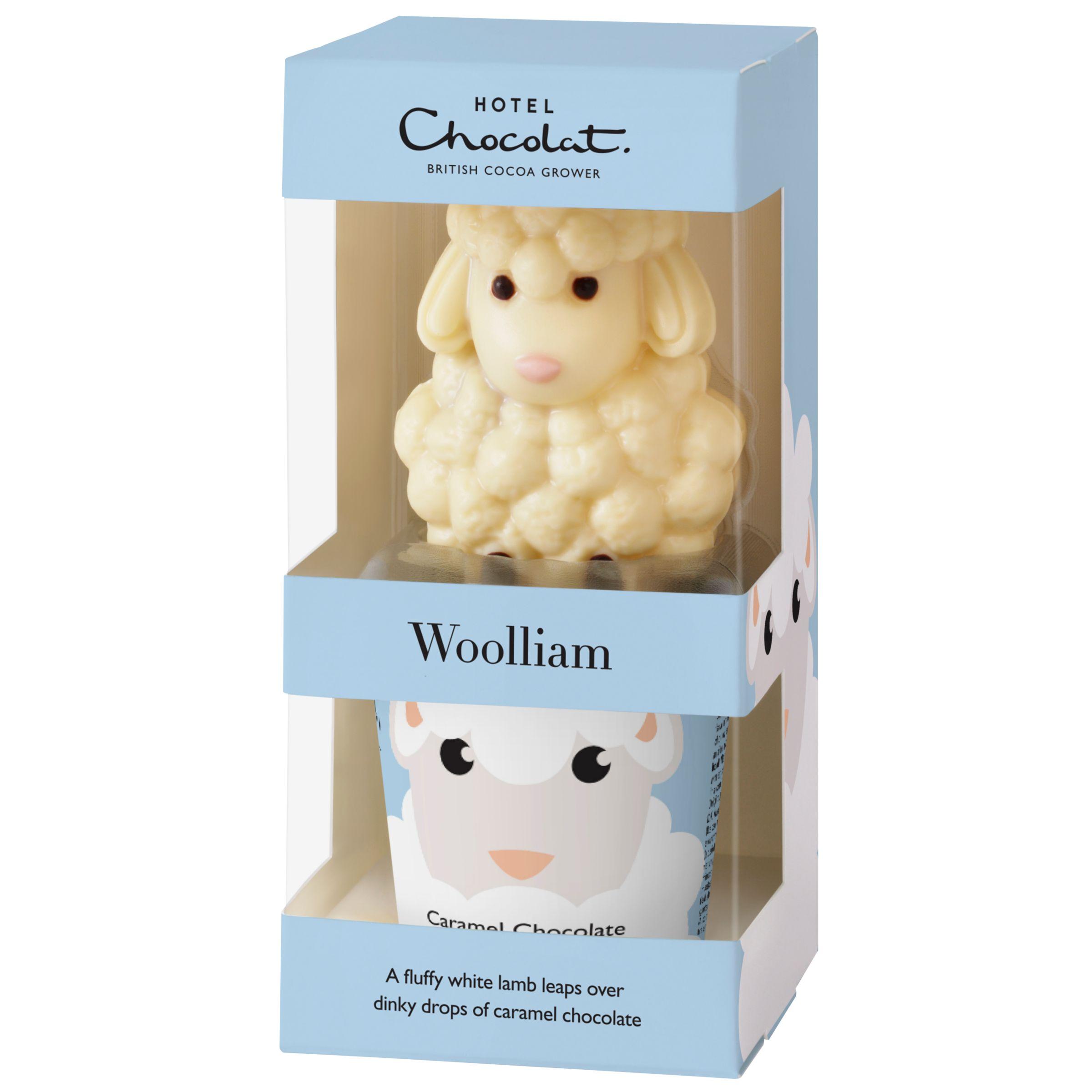 Hotel Chocolat Hotel Chocolat 'Woolliam' White Chocolate Lamb & Caramel Chocolates, 95g
