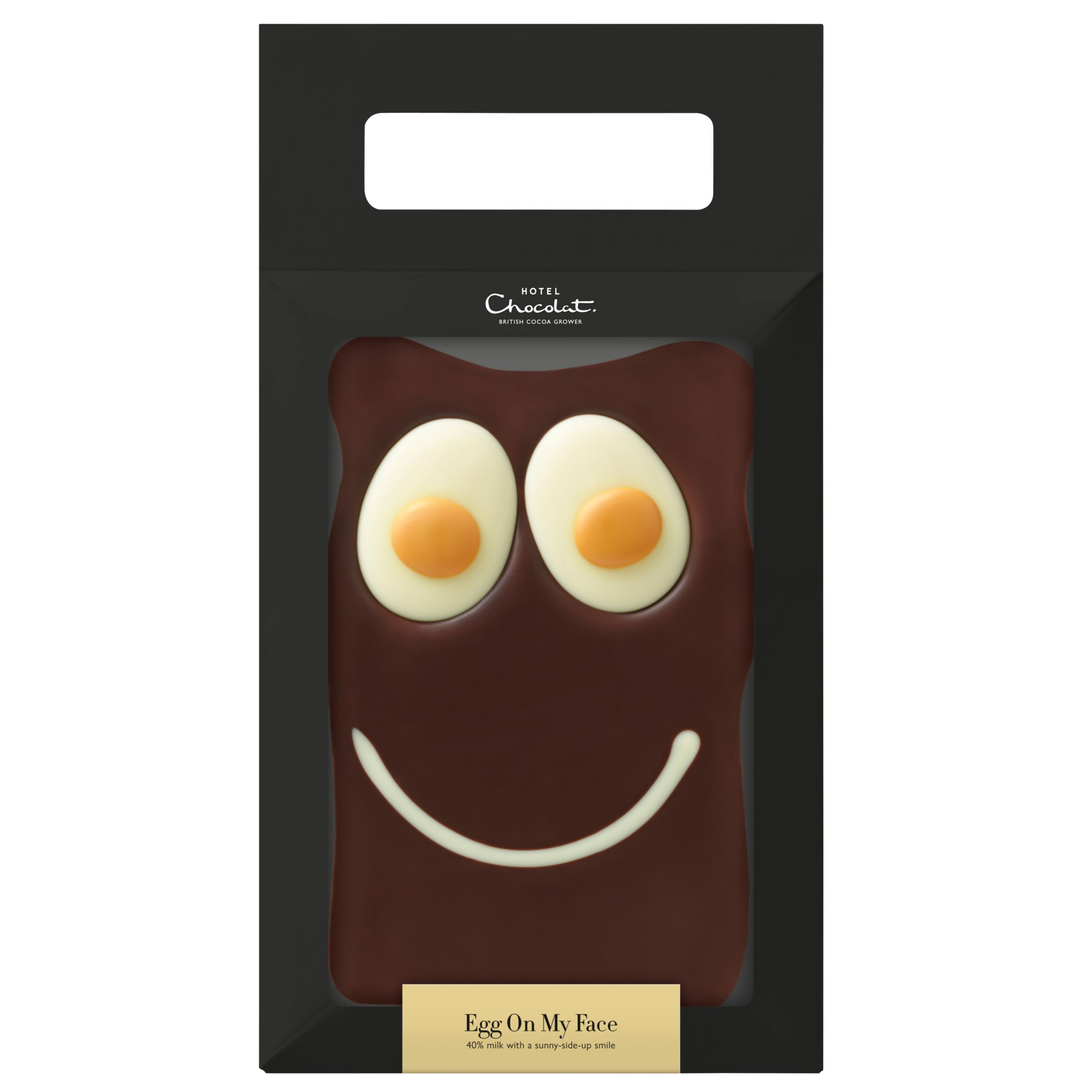 Hotel Chocolat Hotel Chocolat 'Egg On My Face' Milk Chocolate Slab, 200g