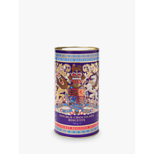 Buy Royal Collection Longest Reigning Monarch Double Chocolate Biscuits & Tin, 150g Online at johnlewis.com