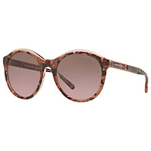 Buy Michael Kors MK2048 Mae Round Sunglasses Online at johnlewis.com