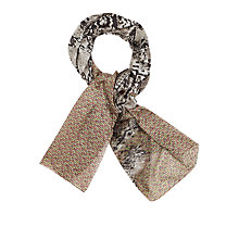 Buy Gerard Darel Felicity Scarf, Beige Online at johnlewis.com