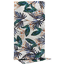 Buy Reiss Cabot Printed Scarf, Multi/Grey Online at johnlewis.com