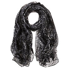 Buy Mint Velvet Scarlett Print Scarf, Multi Online at johnlewis.com