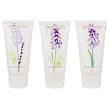 Buy Heathcote & Ivory Lavender Fields Hand & Nail Cream Collection Online at johnlewis.com
