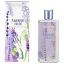 Buy Heathcote & Ivory Lavender Fields Moisturising Shower Gel, 250ml Online at johnlewis.com