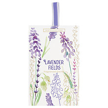 Buy Heathcote & Ivory Lavender Fields Fragranced Sachet Online at johnlewis.com