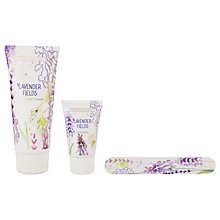 Buy Heathcote & Ivory Lavender Fields Hand Prep Set Online at johnlewis.com