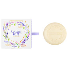 Buy Heathcote & Ivory Lavender Fields Gift Soap, 175g Online at johnlewis.com