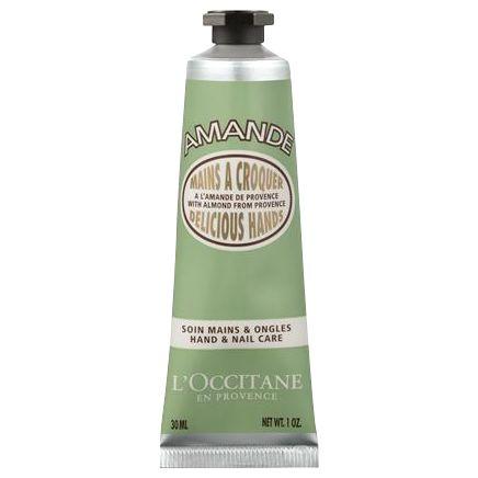 L'Occitane L'Occitane Almond Delicious Hand Cream, 30ml