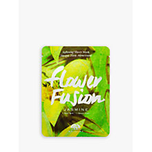 Buy Origins Flower Fusion Jasmine Softening Sheet Mask Online at johnlewis.com