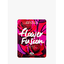 Buy Origins Flower Fusion Rose Hydrating Sheet Mask Online at johnlewis.com
