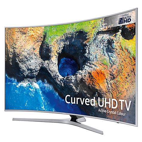 Buy Samsung Ue55mu6500 Curved Hdr 4k Ultra Hd Smart Tv 55