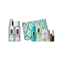 Buy Clinique Clarifying Lotion 2 and Facial Soap with Dramatic Eyes Free Gift with Purchase Online at johnlewis.com