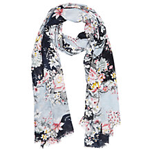 Buy Oasis Lotus Blossom Scarf, Multi Online at johnlewis.com