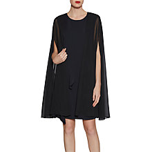 Buy Gina Bacconi Chiffon Cape Online at johnlewis.com