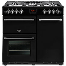 Buy Belling Farmhouse 90GT Gas Range Cooker Online at johnlewis.com
