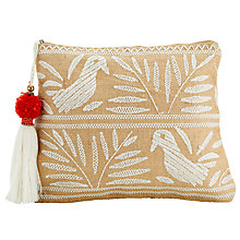 Buy Star Mela Isi Embroidered Purse Online at johnlewis.com