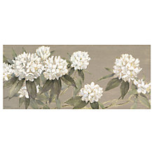 Buy Adelene Fletcher - Rhododendron Canvas Print, 110 x 48cm Online at johnlewis.com