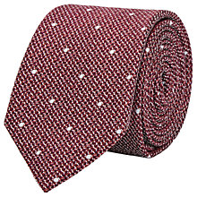 Buy Reiss Kesher Polka Dot Silk Tie Online at johnlewis.com