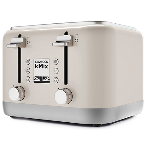 buy kenwood kmix tfx750 4 slice toaster john lewis. Black Bedroom Furniture Sets. Home Design Ideas