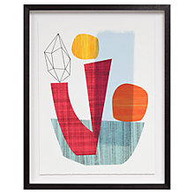 Buy Ellen Giggenbach - Vision Framed Print, 48 x 38cm Online at johnlewis.com