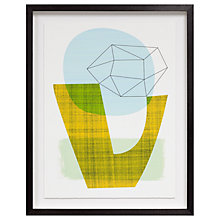 Buy Ellen Giggenbach - Mirage Framed Print, 48 x 38cm Online at johnlewis.com