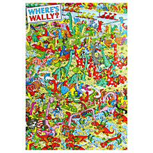 Buy Woodmansterne Where's Wally Dinosaur Race Greeting Card Online at johnlewis.com