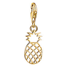 Buy Thomas Sabo Pineapple Charm Online at johnlewis.com