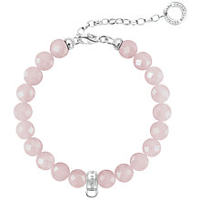 Buy Thomas Sabo Charm Club Charm Bracelet Online at johnlewis.com