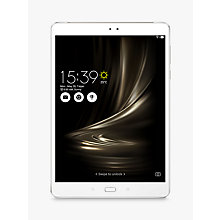 "Buy ASUS Z500M ZenPad 3S 10 Tablet, Android, 32GB, Wi-Fi, 9.7"" Online at johnlewis.com"