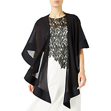 Buy Jacques Vert Border Chiffon Wrap Online at johnlewis.com