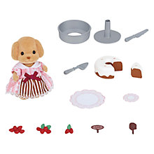 Buy Sylvanian Families Cake Decorating Set Online at johnlewis.com